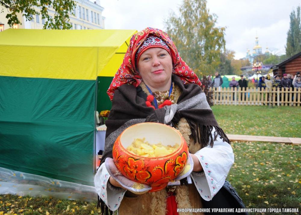 В Тамбовской Покровской ярмарке примут участие 600 предпринимателей