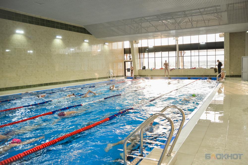 Спортивно тренировочный центр предлагает тамбовчанам «протестировать» бассейн