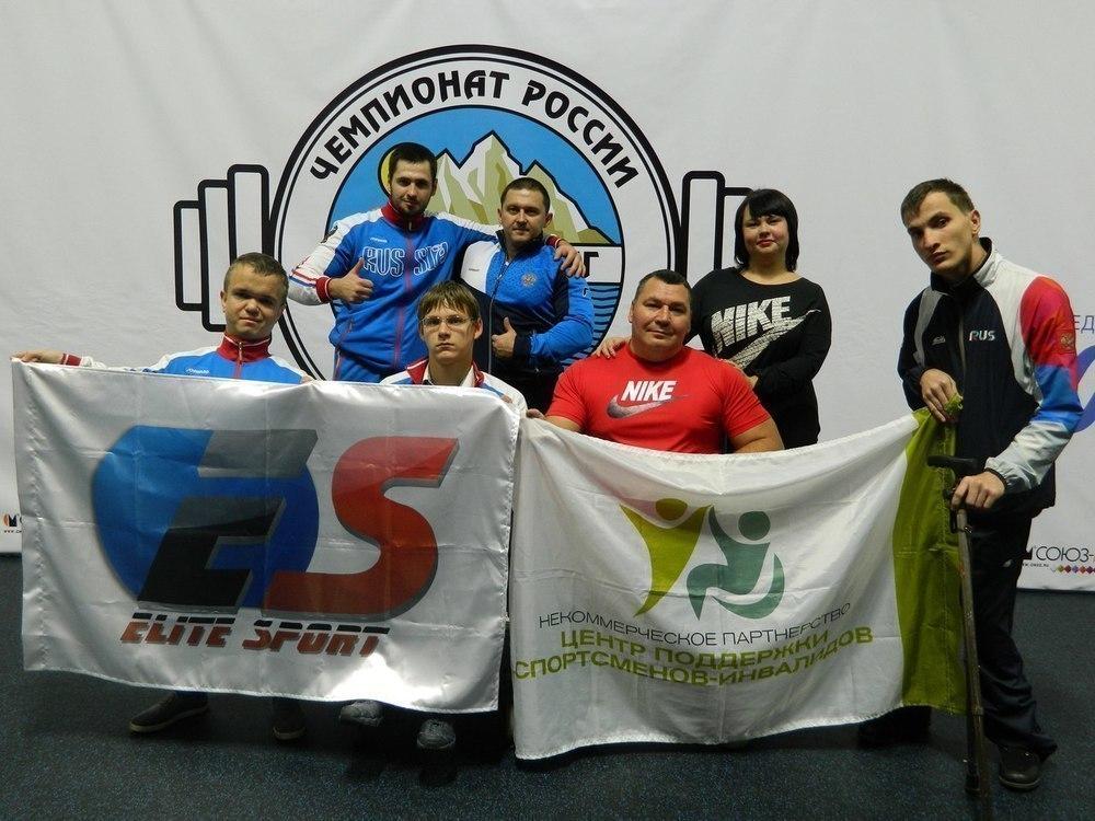 Тамбовские пауэрлифтеры завоевали медали на Кубке и чемпионат России