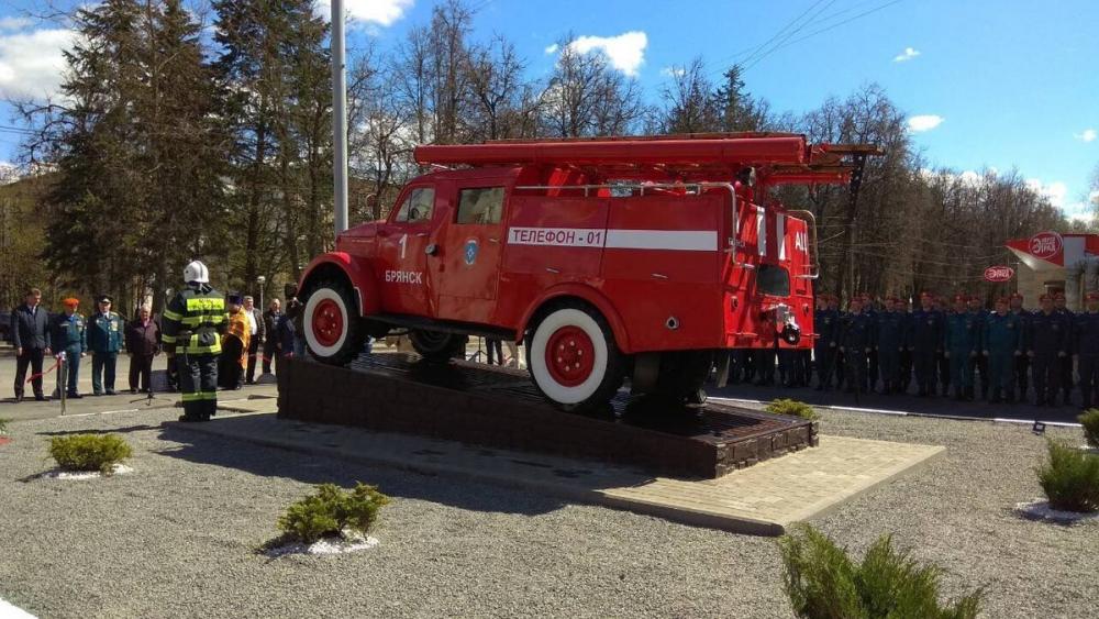 Память пожарных и спасателей увековечат в Тамбове
