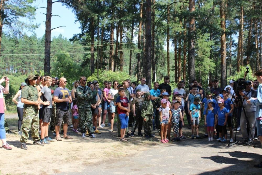 В помощь одиноким старикам на Тамбовщине прошёл благотворительный турнир по лазертагу