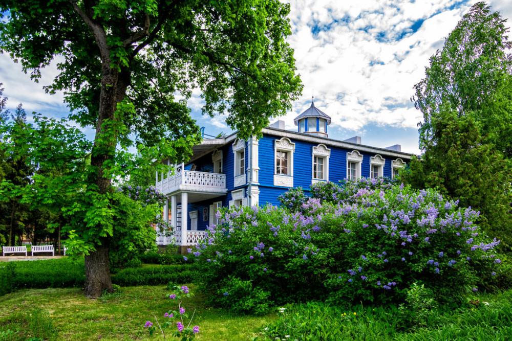 Территория музея-усадьбы Рахманинова в Ивановке до конца года увеличится почти в три раза