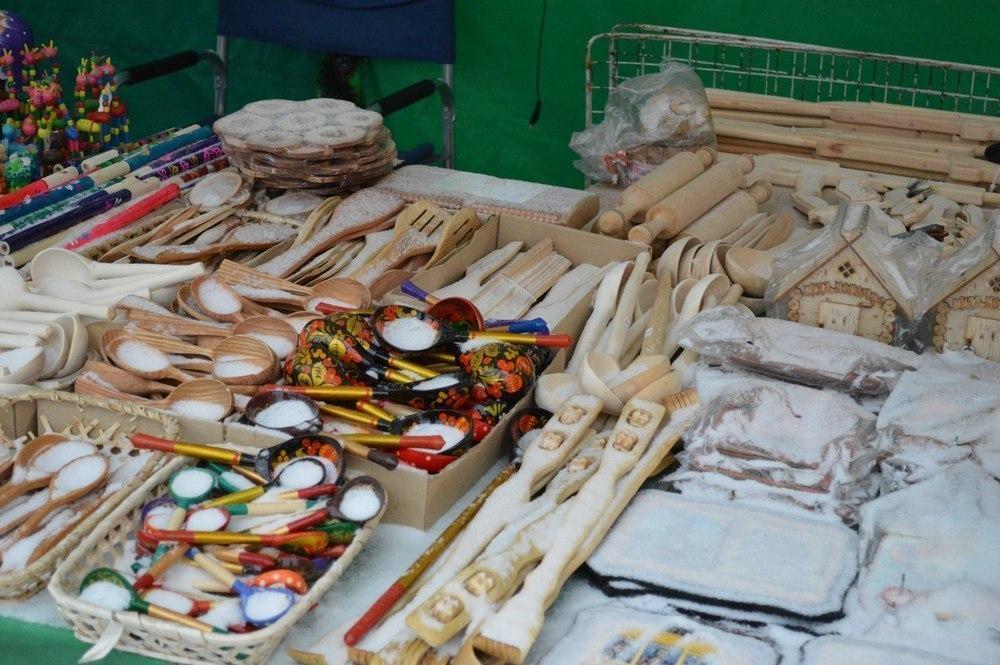 Тамбовчане до 30 декабря смогут купить продукты из заграницы на новогодней ярмарке