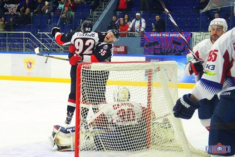 Хоккеисты «Тамбова» вырвали победу в ответном матче с «Мордовией»