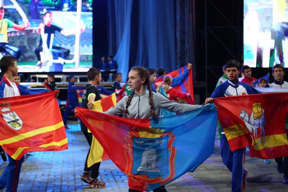 36-ой на всероссийском этапе фестиваля ГТО в «Артеке» стала сборная Тамбовской области