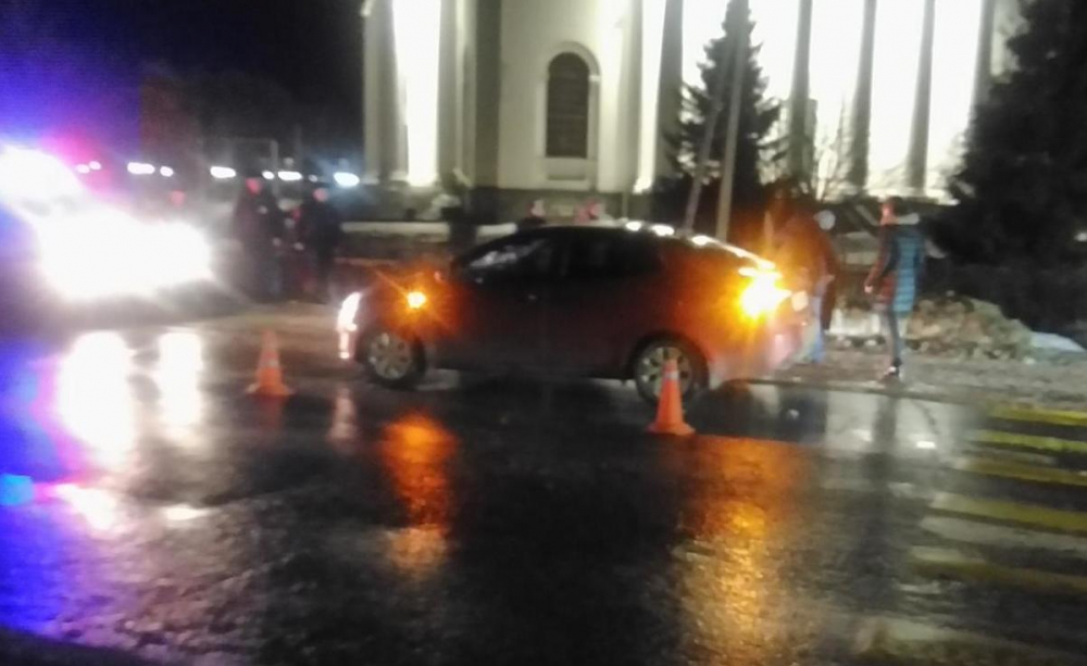 Моршанец сбил пенсионерку на Красной площади