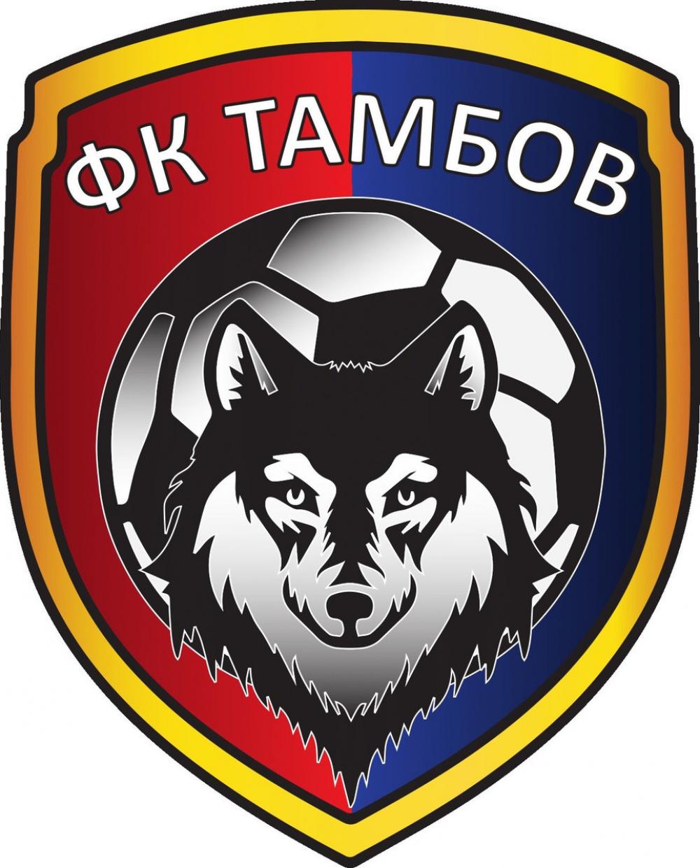 Футбольный клуб «Тамбов» представил новый логотип