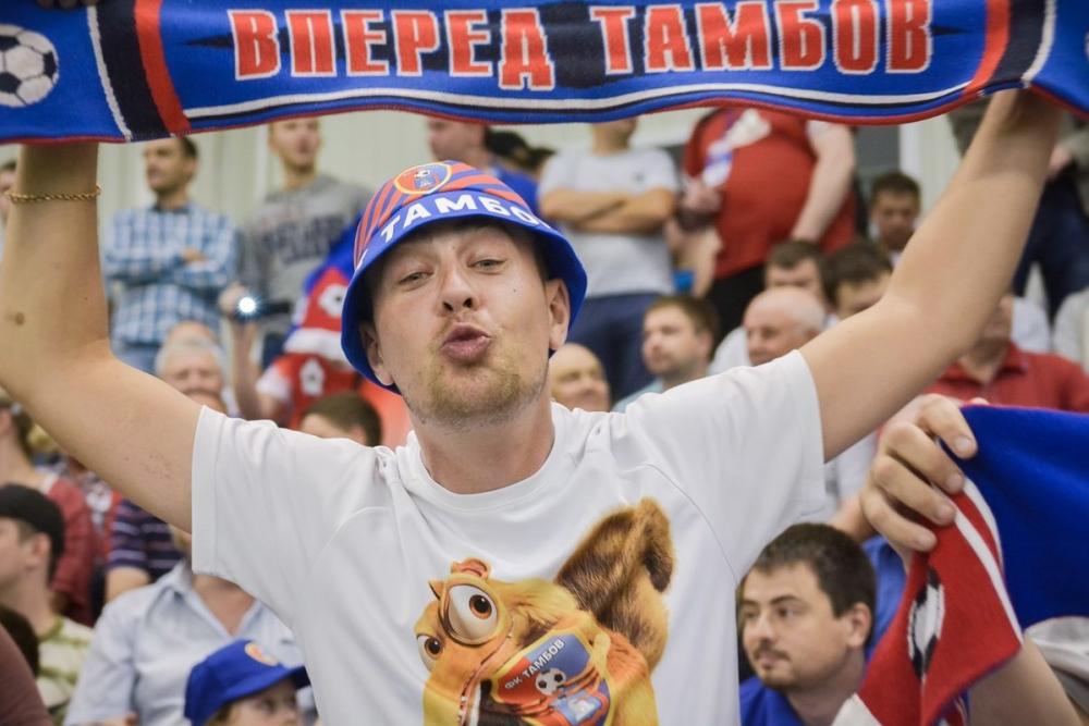 «Тамбов» остановился в шаге от РФПЛ, добившись лучшего результата в своей истории