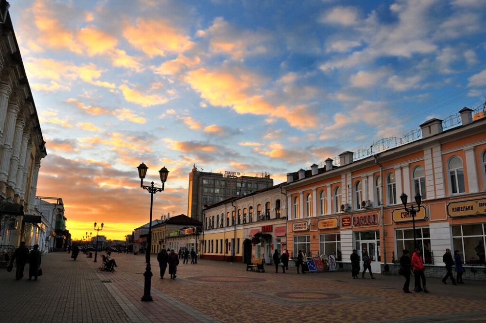 Тамбов – столица фестивалей… Какие мероприятия ждут тамбовчан на неделе?