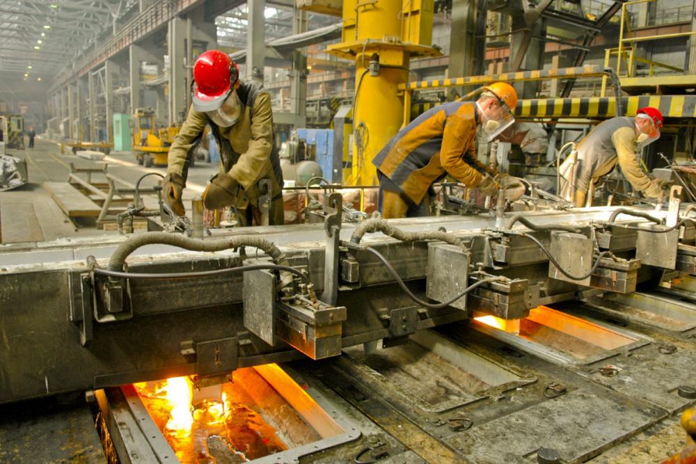 На 18% возросли объемы промышленности на Тамбовщине