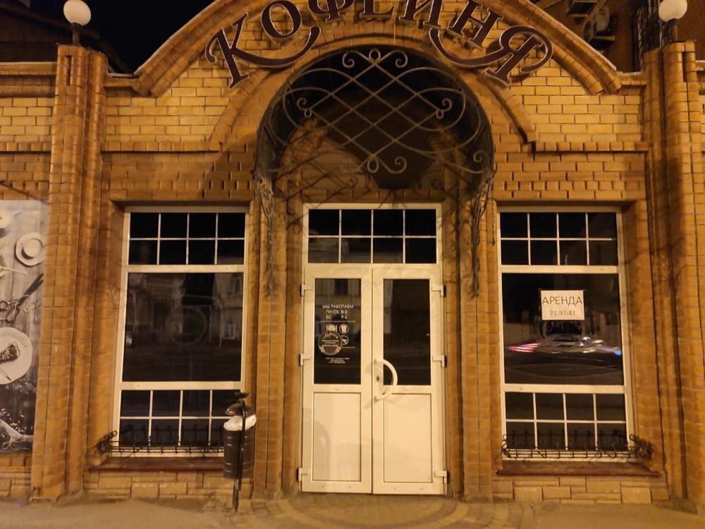 В Тамбове закрылась первая в городе кофейня