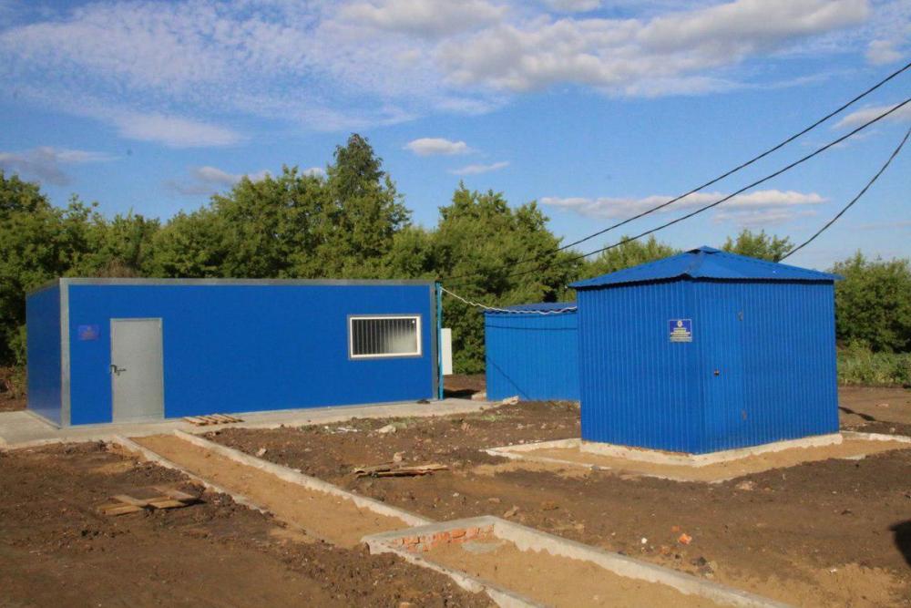 700 жителей Рассказова получат чистую воду
