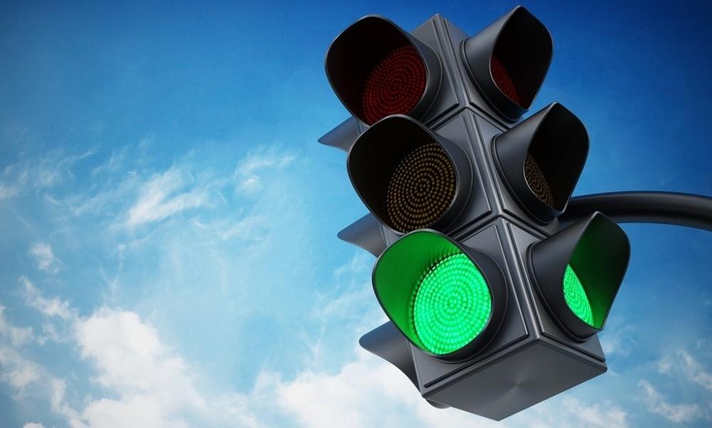 Новый светофор появится на пересечении улиц Мичуринской и Рязанской