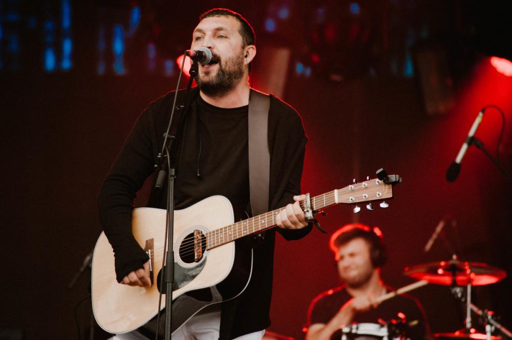 «Анимация» впервые исполнила новую песню для гостей «Чернозёма»