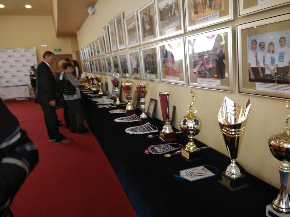 Тамбовский государственный университет отмечает 70-летие высшего спортивного образования на Тамбовщине