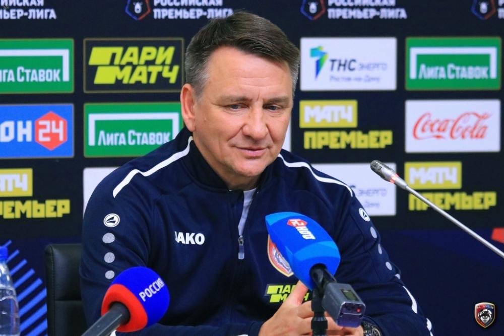 Сергей Первушин останется на посту главного тренера ФК «Тамбов» минимум до конца сезона