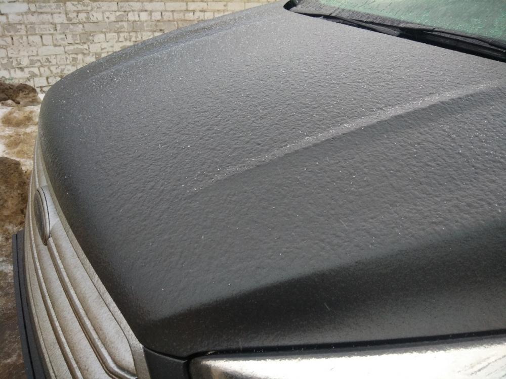Тамбов накрыло ледяным дождем