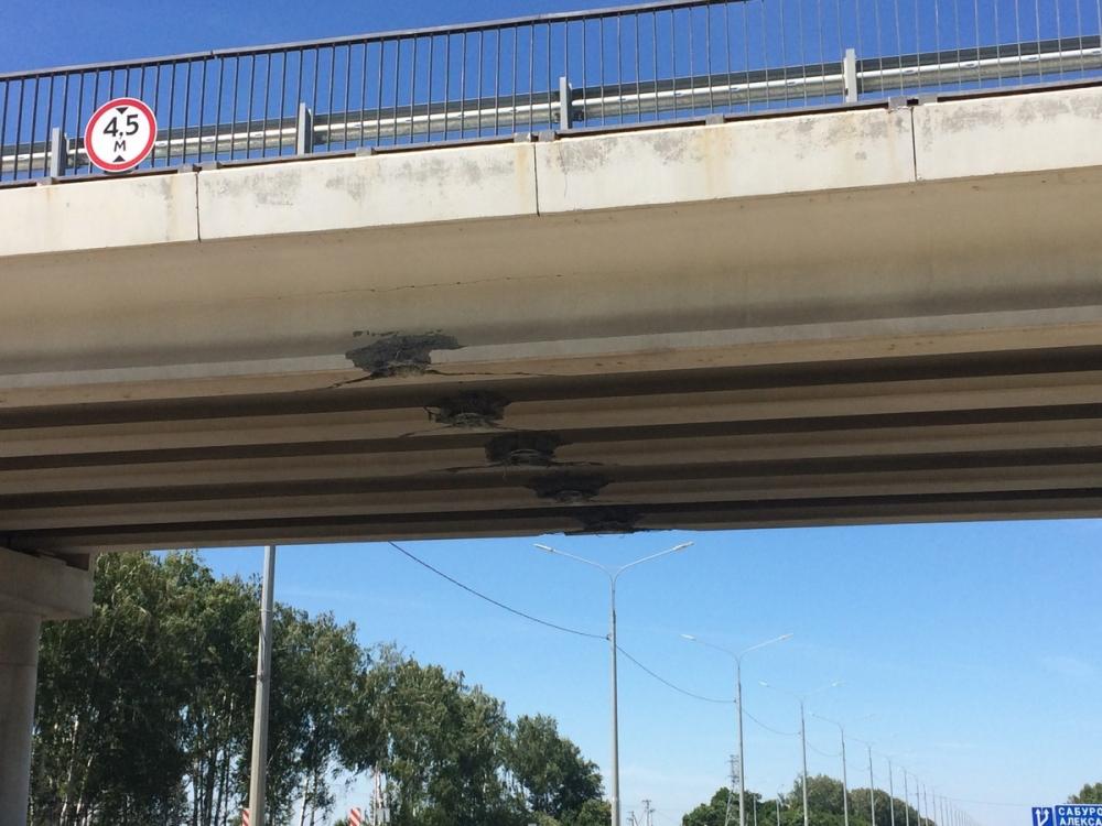 Чрезвычайная ситуация: путепровод в Никифоровском районе признан аварийным