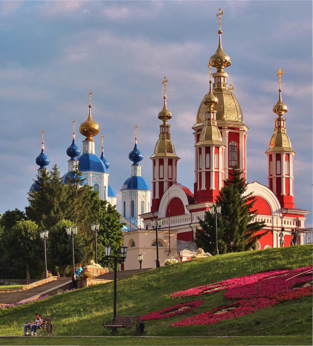 Тамбовчане могут отдать свой голос за туристический бренд России
