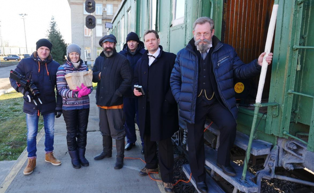Фильм о Вернадском начали снимать тамбовские кинематографисты