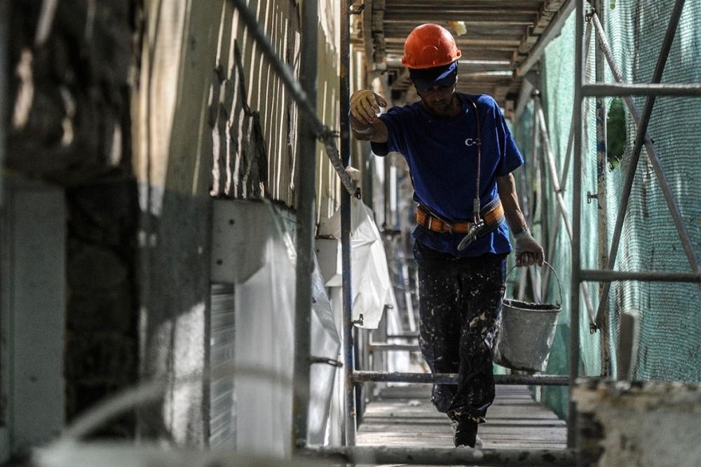 В Тамбове расторгнут муниципальный контракт с подрядчиком на выполнение капремонта