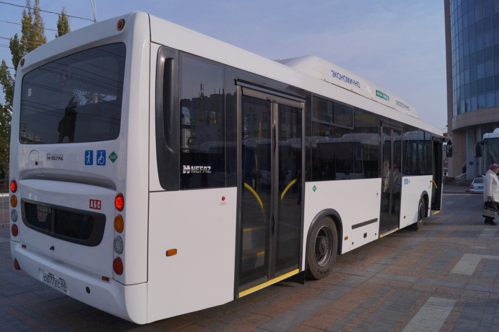 На западе Тамбова будет организован  новый автобусный маршрут
