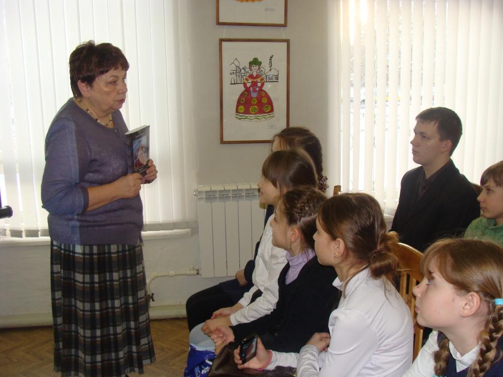 3 тысячи экземпляров книги для детей от тамбовской писательницы Тамары Поповой уже ждут своих читателей