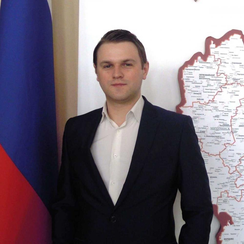 Глава Тамбова назначила начальника городской пресс-службы