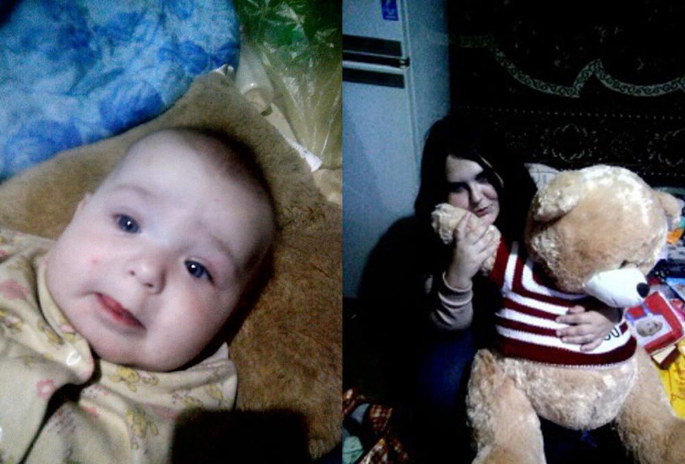 Молодая мать с младенцем на руках пропали в Тамбовской области