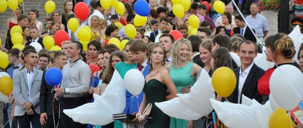 Тамбовские выпускники сегодня получат аттестаты