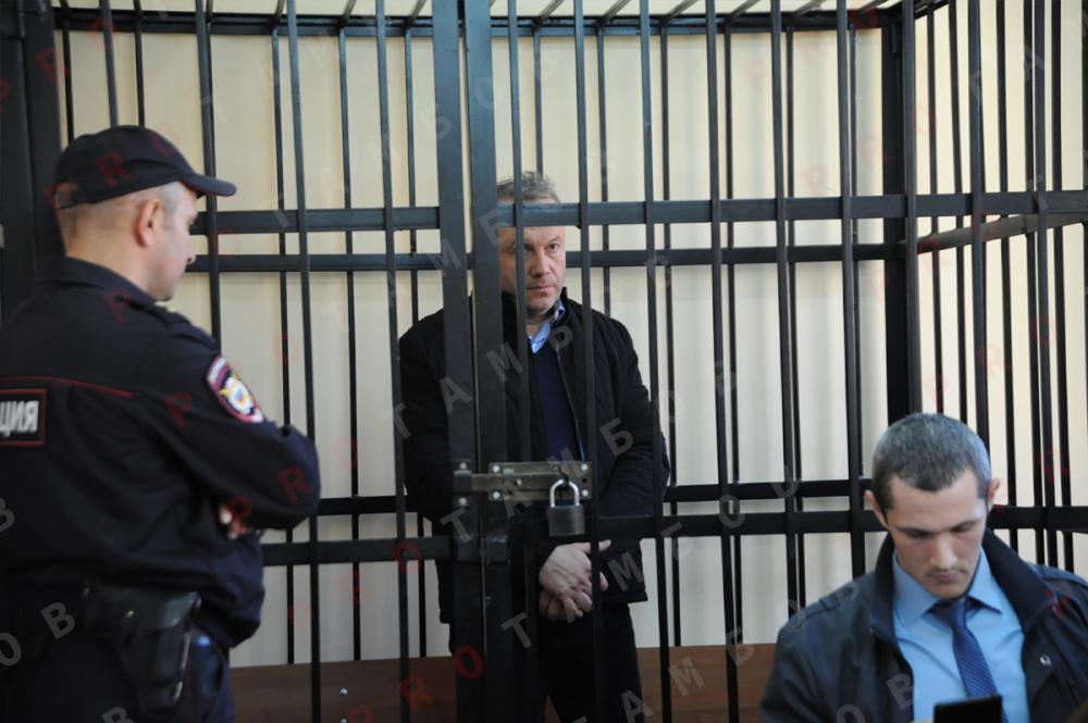 Вице-губернатор Глеб Чулков помещён под домашний арест