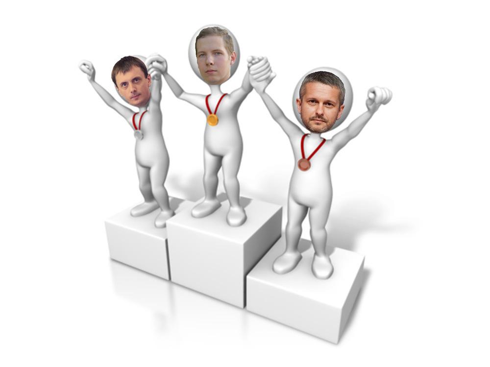 Подведены итоги голосования за самых привлекательных чиновников Тамбовщины