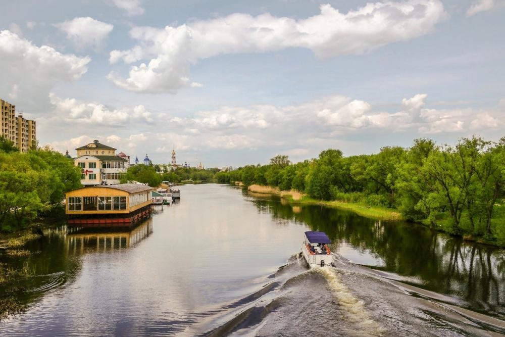 Проход закрыт: тамбовская Цна закрывается для судоходства на моторных лодках