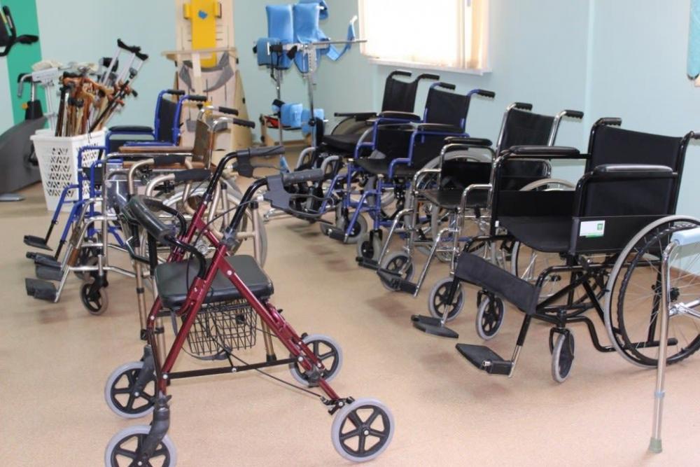 В Тамбове откроется бесплатный прокат средств реабилитации для детей