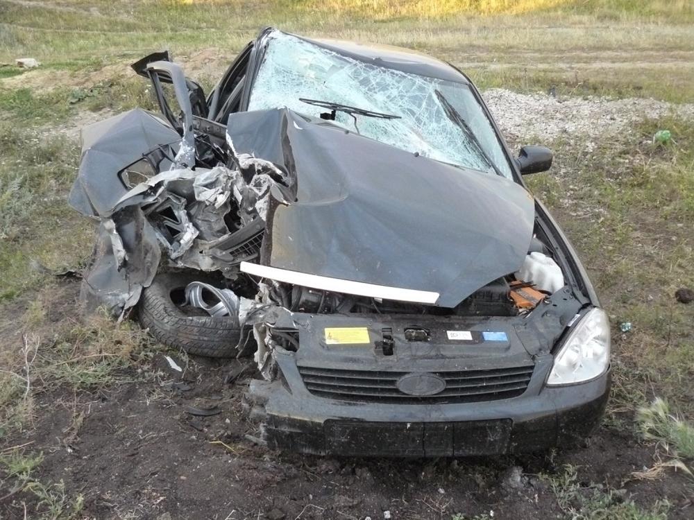 В аварии на северном обходе Тамбова тяжело пострадали две девочки
