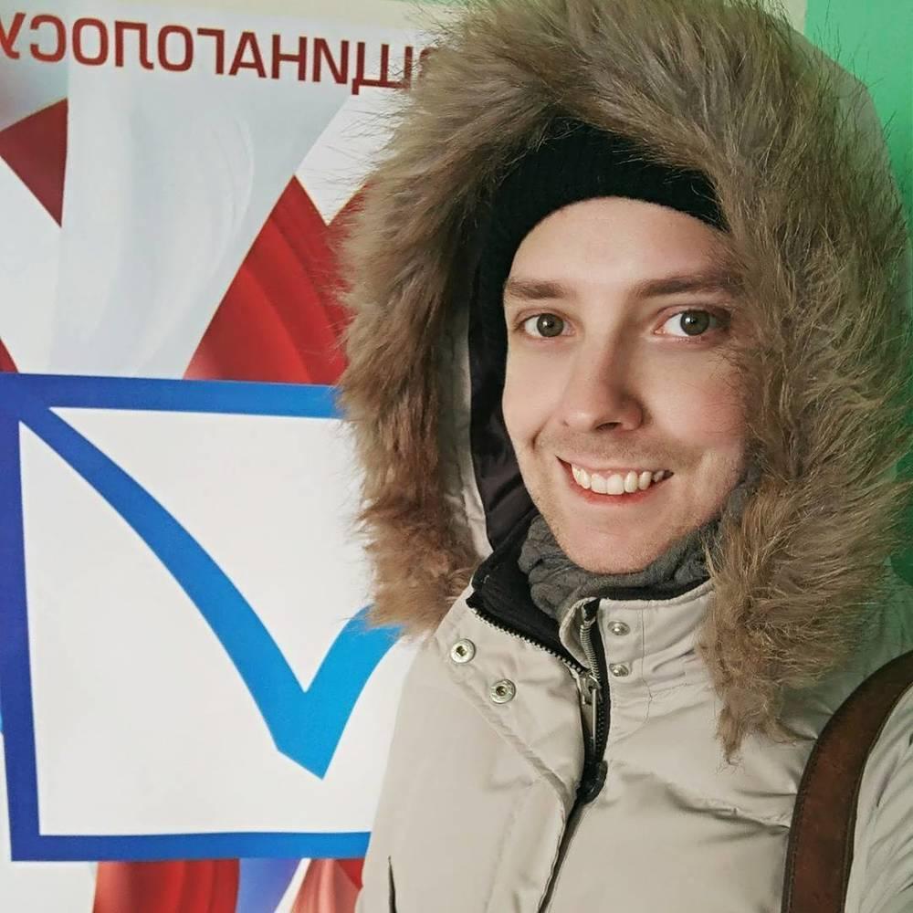 Выигрышный «выборный» iphone достался известному в Тамбове фотографу