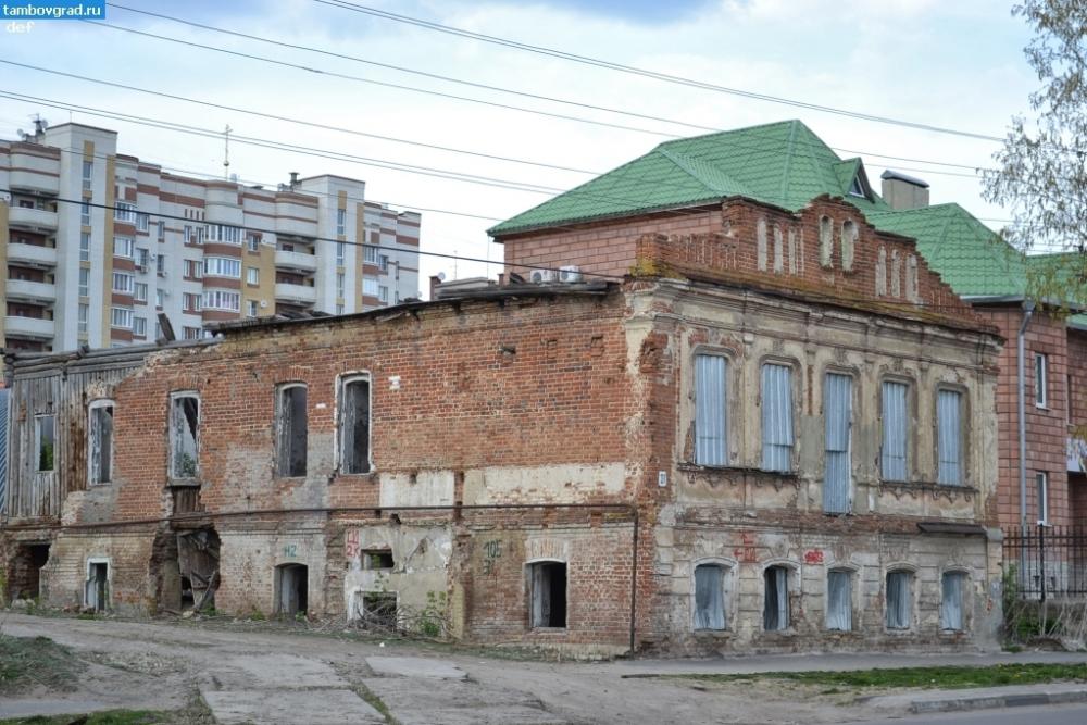 Утверждены проекты межевания территорий в центре Тамбова