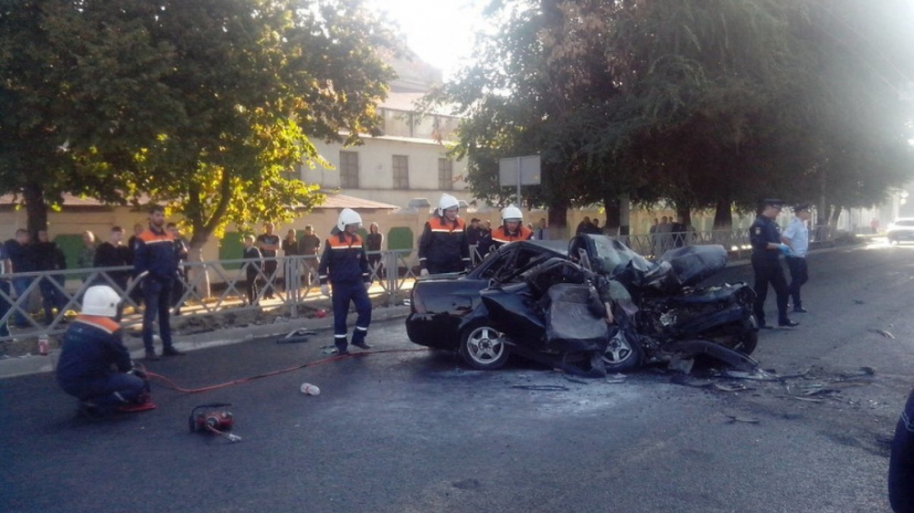 Четвертый пассажир роковой «Приоры» продолжает оставаться в больнице