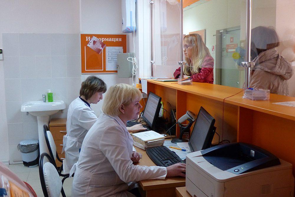 На севере Тамбова открылась новая поликлиника