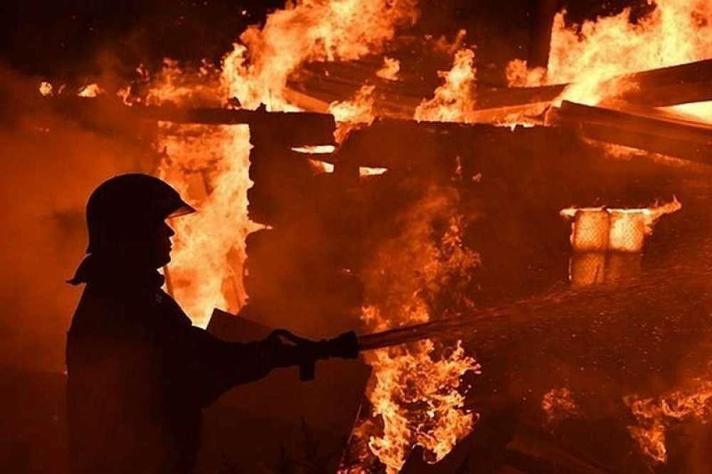 Еще два человека погибли в огне на территории области за выходные