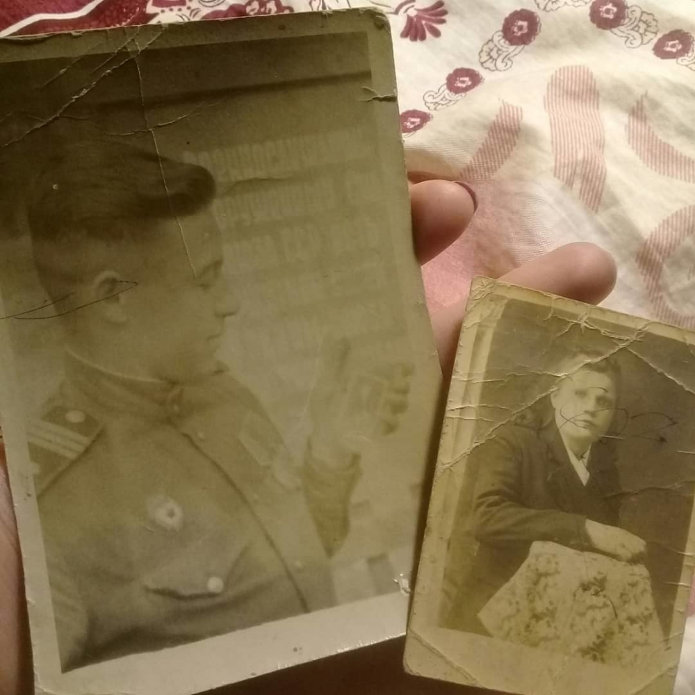 Иван и Александра в проекте «Мой дневник памяти»