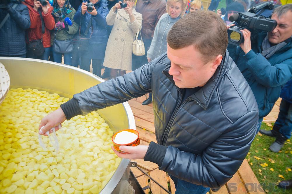 Премию им. П.А. Столыпина «Аграрная элита России-2018» вручили губернатору