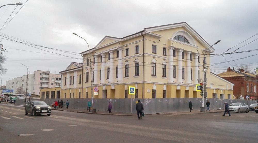 В здании бывшего хлебозавода в центре Тамбова откроют пивоварню и узбекский ресторан