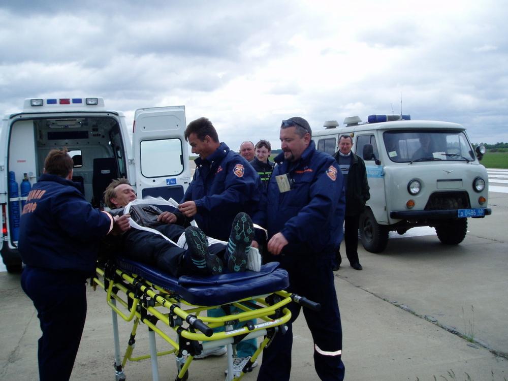 В Тамбове появится станция медицины катастроф