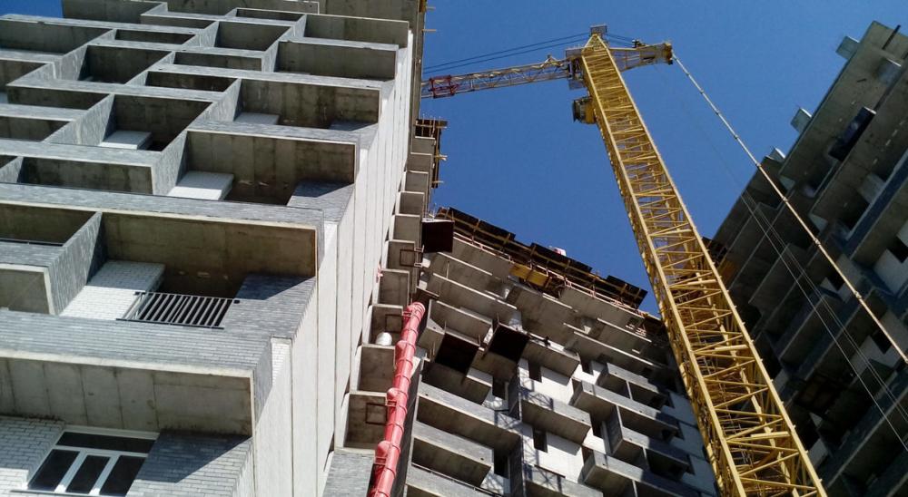 В Тамбове начнут достраивать многоэтажку на Карла Маркса
