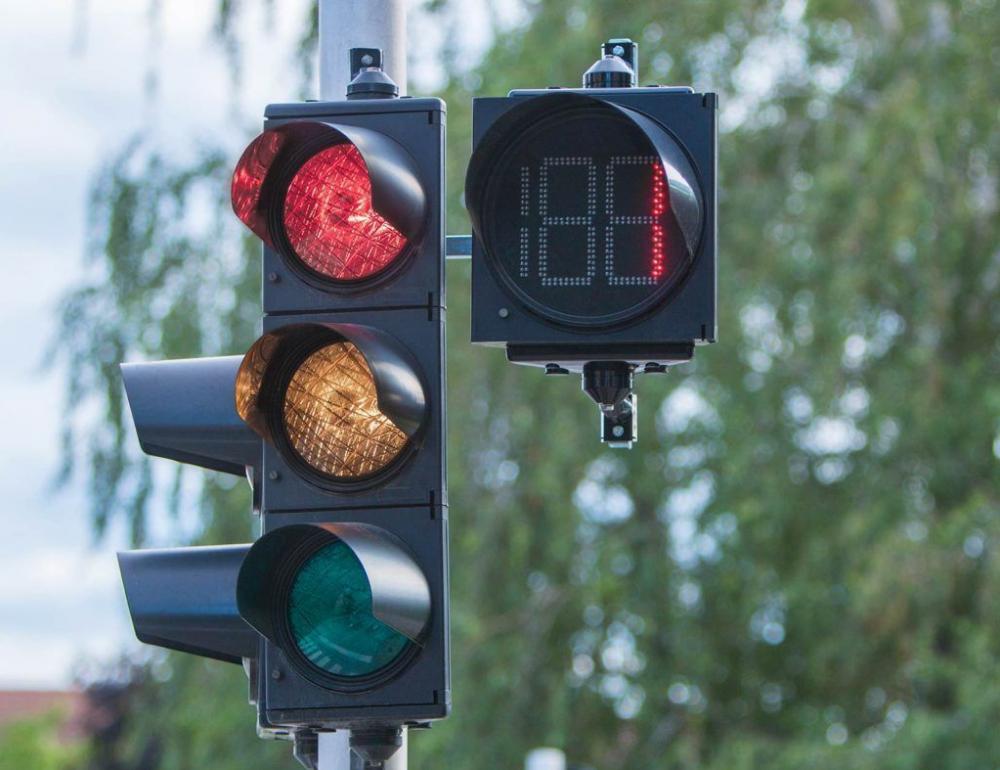 На западе Тамбова появится современный светофор