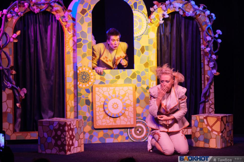 Юбилейный сезон в кукольном театре начнется «Дюймовочкой»