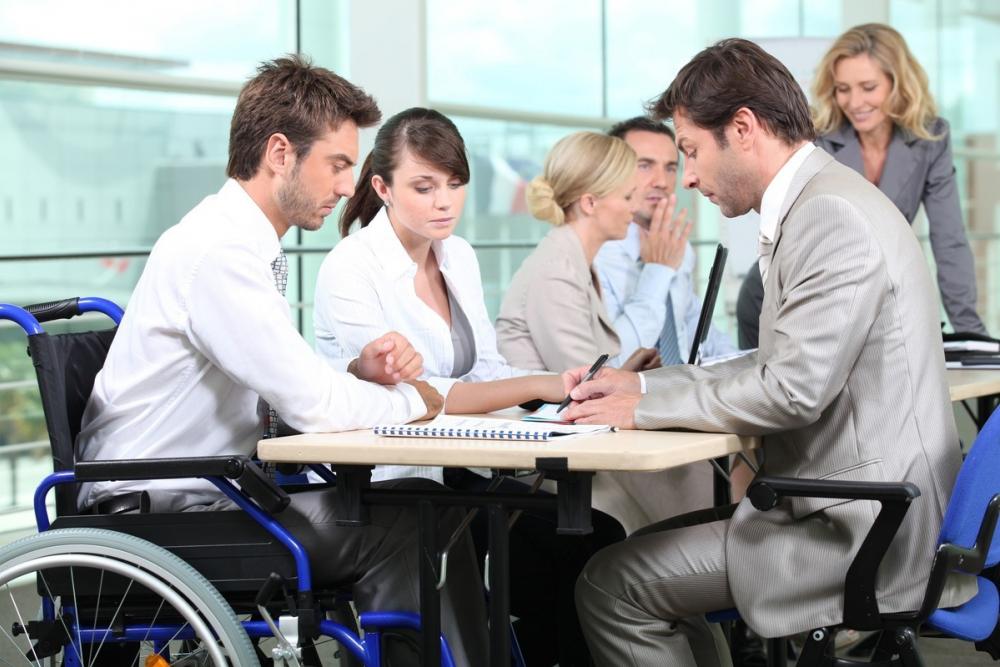 В Тамбове пройдёт ярмарка вакансий для людей с ограниченными возможностями здоровья