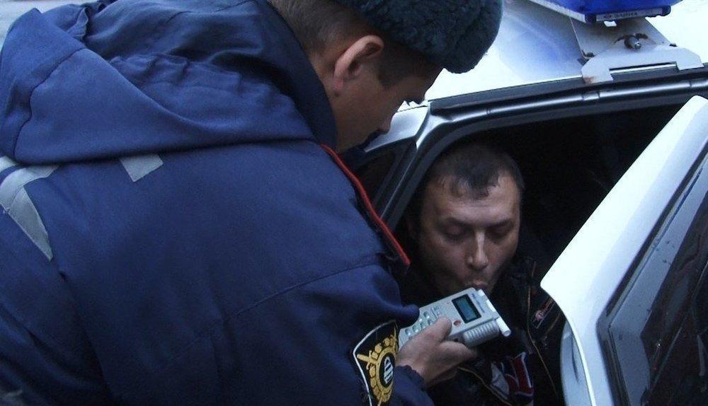 Инспекторы ГИБДД проверят тамбовских водителей на трезвость