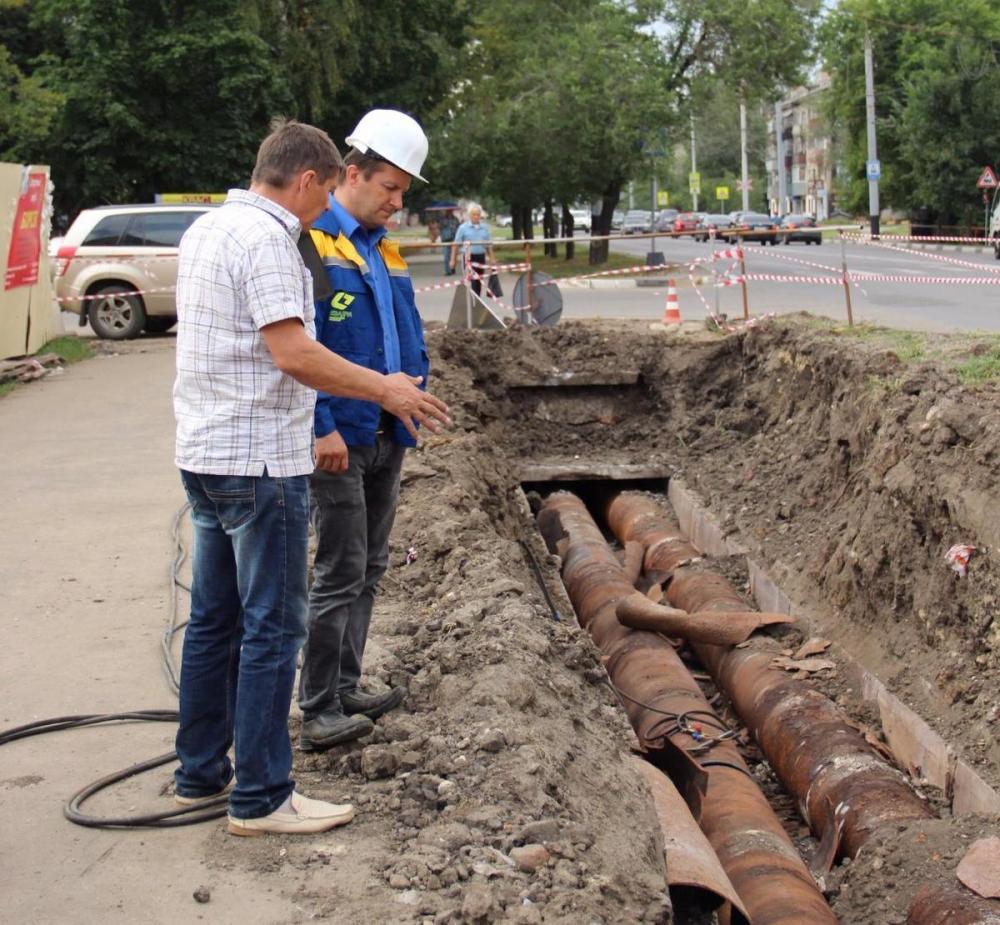 «На 30 лет жители забудут о раскопах во дворах,» - обещают тамбовские энергетики